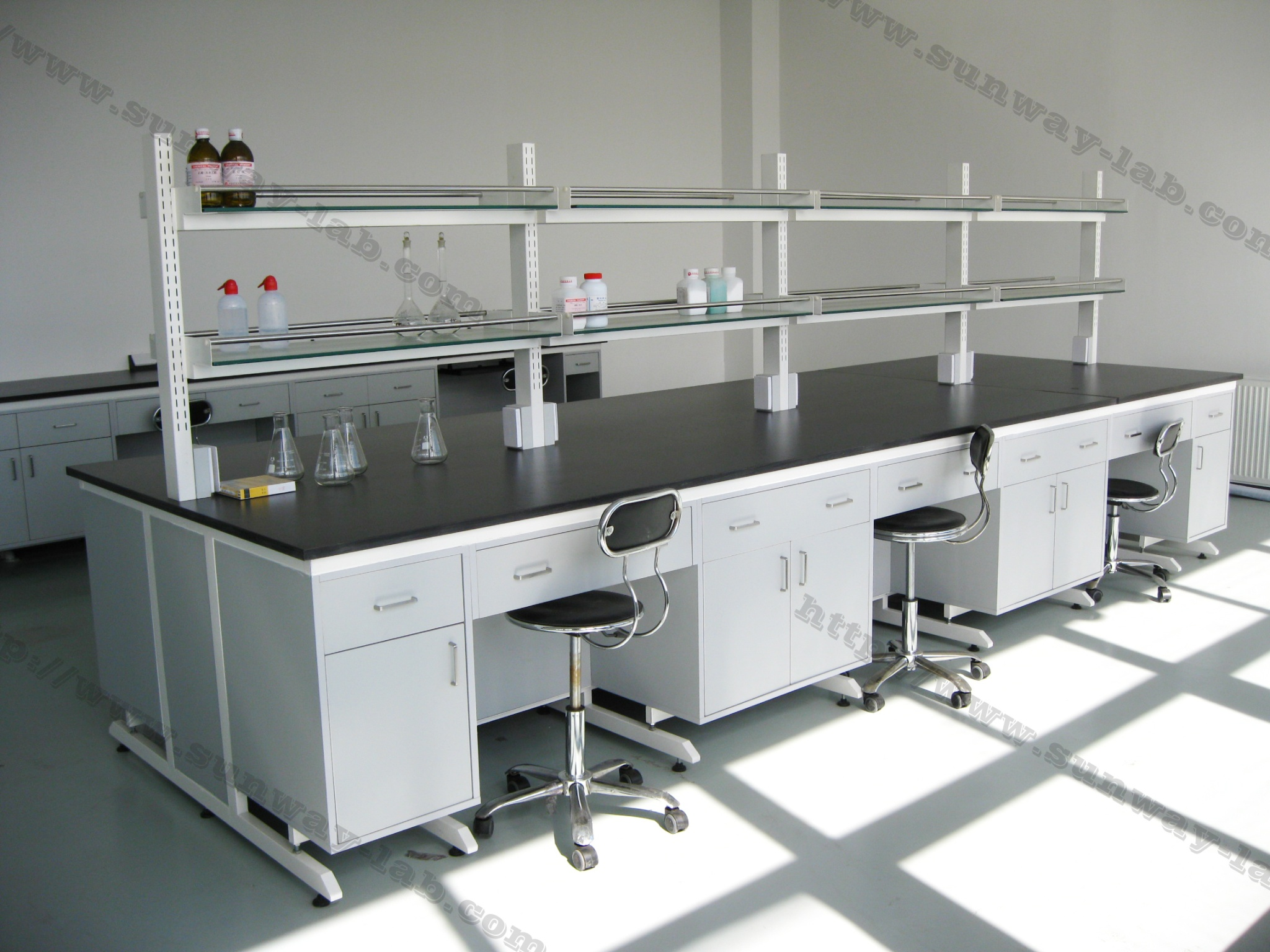钢木结构试验台-3